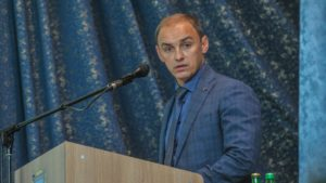 В Запорожье особой наградой отметили начальника Службы автомобильных дорог
