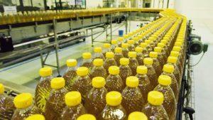 Запорожская область занимает второе место по производству подсолнечного масла