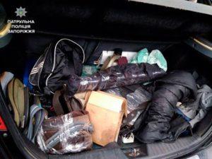 В Запорожье мужчина украл заводское оборудование - ФОТО
