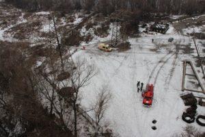 В Запорожье произошло очередное самоубийство на ДнепроГЭСе - ФОТО, ВИДЕО