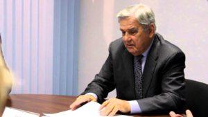 В Запорожье простятся с народным депутатом Петром Ванатом
