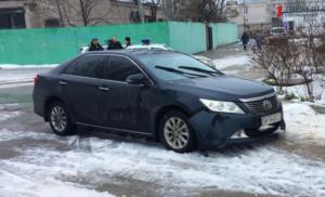 В Запорожской области полицейские устроили погоню за пьяным адвокатом - ВИДЕО