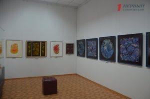 В Запорожье открылась необычная выставка