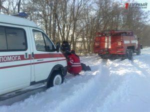 В Запорожской области две