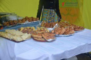 В Запорожье состоялся фестиваль национальной кухни - ФОТО