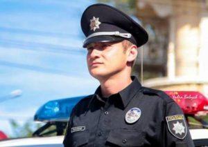 Глава запорожской патрульной полиции гордится смелостью своих подчиненных
