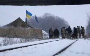 Торговая блокада может привести не только к веерным отключением электроэнергии, нои к развалу экономики Украины
