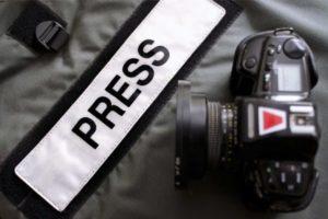 В Запорожье напали на журналиста - ФОТО