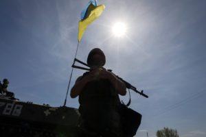В воскресенье в Запорожье простятся с погибшим бойцом АТО