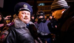 Экс-замглавы Нацполиции Андрей Долинный гордится тем, что не допустил смертей на запорожском Майдане