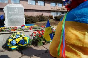 Запорожцев зовут почтить память героев Небесной сотни