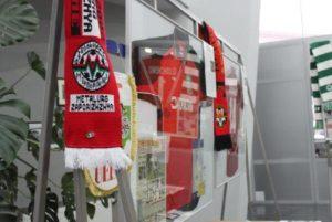 В Запорожье откроют музей истории запорожского футбола