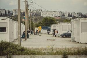 В Запорожье готовят места для расселения переселенцев из  Авдеевки