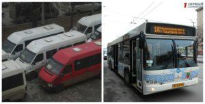 Стало известно, когда в Запорожье заменят маршрутки на большие вместительные автобусы