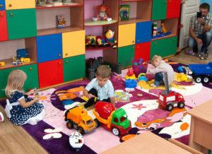 В детских садах Запорожья есть свободные места