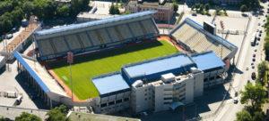 Вопрос модернизации стадиона