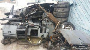 В Запорожской области ликвидировали почти 200 незаконных пунктов приема металлолома