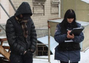 В Запорожье задержали автомобильного вора-иностранца - ФОТО