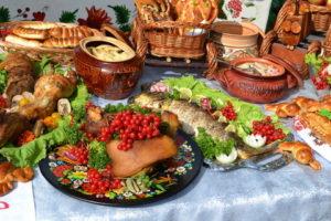 Запорожцев приглашают на фестиваль национальной кухни