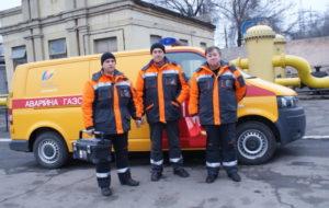 В «Запорожгазе» заявили, что их сотрудник не избивал женщину-председателя ОСМД