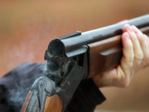 На запорожском курорте подстрелили молодого парня - ФОТО