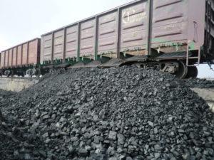 Уголь из оккупированного Донбасса начали поставлять в Россию