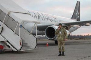 В запорожском аэропорту задержали преступника, находившегося в розыске