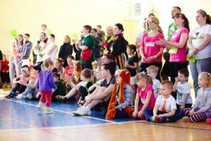 В Запорожье состоялся масштабной спортивный праздник