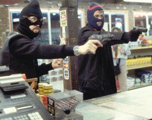 В Запорожской области мужчина ограбил продуктовый магазин, угрожая продавщице расправой