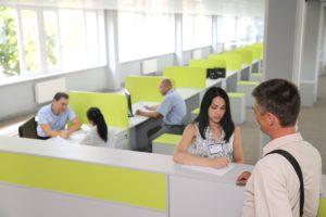 В Запорожской области проходит набор нa стажировку в сервисных центрах МВД
