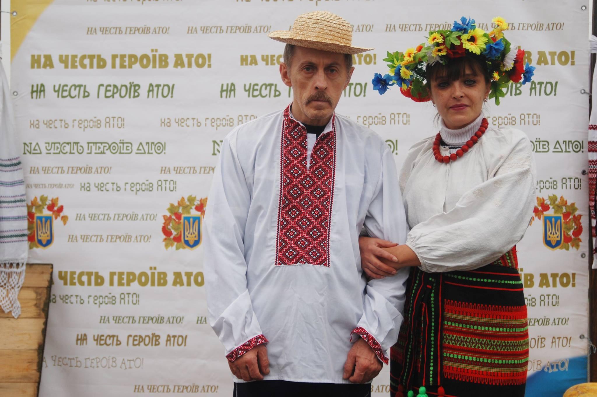 В Запорожье состоялась благотворительная aкция «Фото в честь гeроев АТО»
