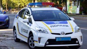 В Запорожье полицейские устроили погоню за пьяным водителем «Тойоты» и открыли огонь по нарушителю
