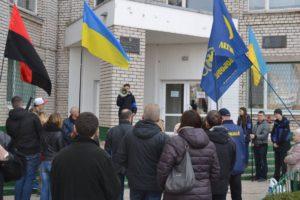 В Запорожье прошло шествие в память о погибшем 19-летнем бойце