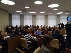 В Запорожье экологи, чиновники и общественность обсудили внедрение системы мониторинга окружающей среды