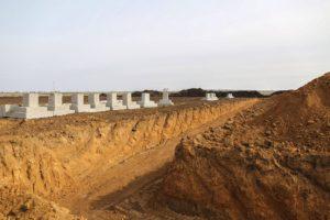 На строительство бригадного лагеря на месте полигона «Широкий лан» потратят  370 миллионов гривен
