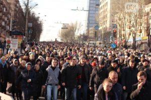 В Запорожье состоялся масштабный крестный ход - ФОТО, ВИДЕО