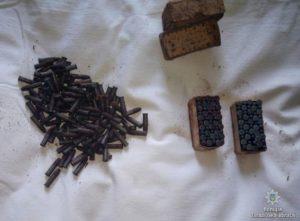 Запорожец хранил дома почти полтысячи патронов - ФОТО