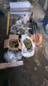 В Запорожье задержали двух подполковников полиции за торговлю наркотиками - ФОТО, ВИДЕО