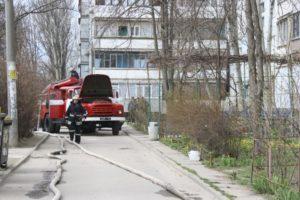 В Запорожье в квартире нашли тело женщины - ФОТО