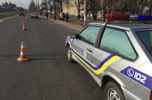 В Запорожской области легковушка сбила ребенка - ФОТО, ВИДЕО