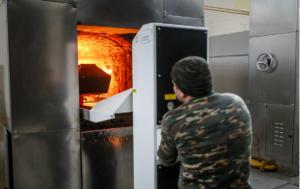 В Запорожье перенесли строительство крематория