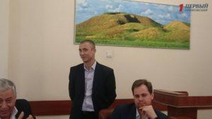 В Запорожье представили нового руководителя КП
