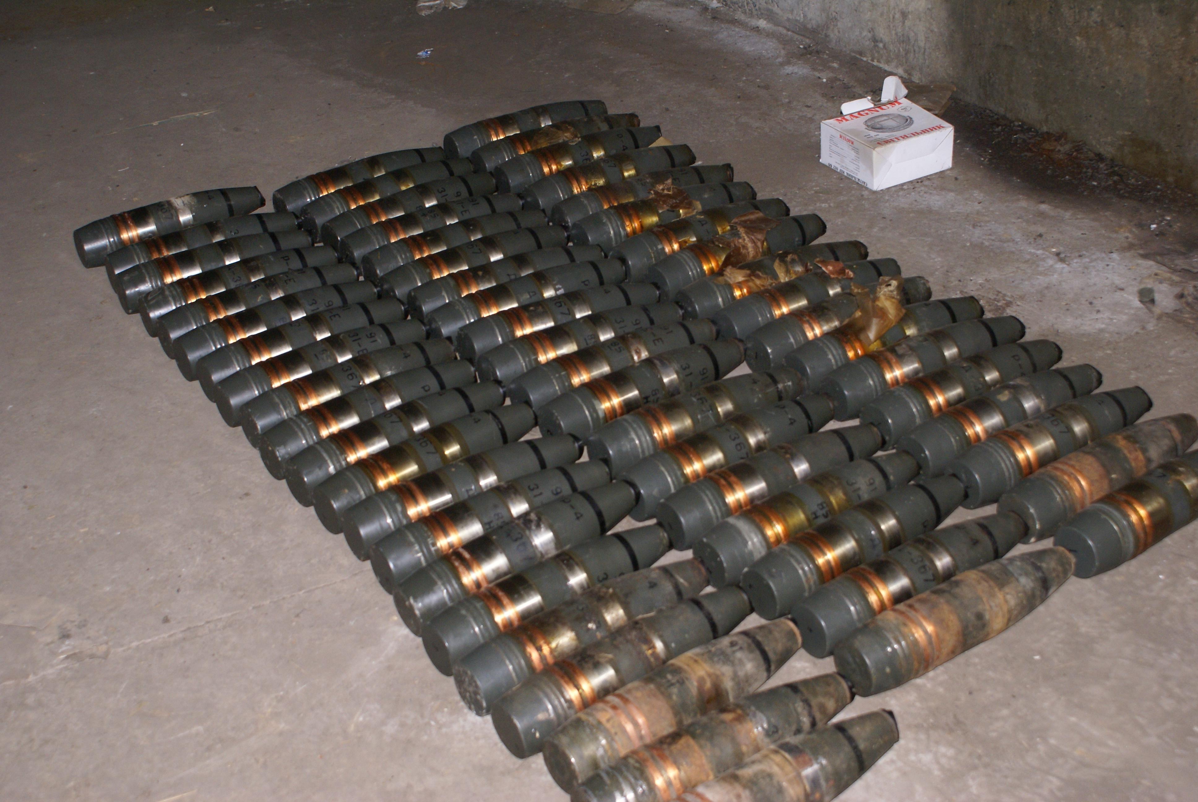 Скандал с обнаруженным арсеналом боеприпасов набирает обороты: в СБУ утверждают, что не видели документов от 37-го батальона
