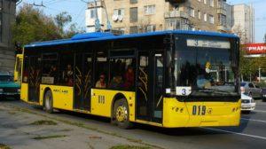 В Запорожье временно закроют движение пяти троллейбусных маршрутов