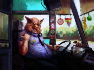 В Запорожье за хамство уволили водителя маршрутки