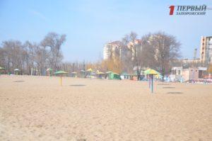 В Запорожье займутся реконструкцией Центрального пляжа почти за 8 миллионов гривен