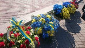 В Запорожье отметили годовщину со дня рождения Кобзаря - ФОТО