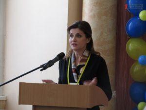 Супруга президента Марина Порошенко снова посетила Запорожье с образовательной миссией - ФОТОРЕПОРТАЖ