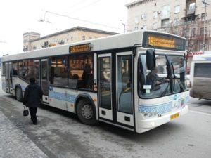 В Запорожье из автобуса выбросили пенсионера - ФОТО