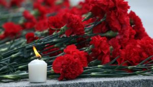 В Запорожской области простились с погибшим спецназовцем, который попал под минометный обстрел - ФОТО